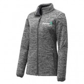 Avera Pharmacy Fall 2017 07 Sport-Tek® Ladies PosiCharge® Electric Heather Soft Shell Jacket