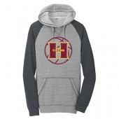 Harrisburg Basketball 2017 07 District Lightweight Raglan Hoodie