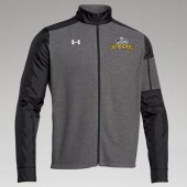 Dordt College Golf 07 UA Team Performance Fleece Full Zip