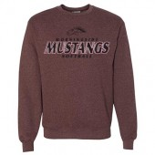 Morningside College Softball 2016 07 Champion Crewneck Sweatshirt