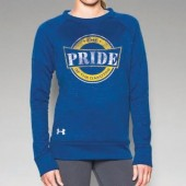 SDSU The PRIDE 2016 07 Ladies Under Armour Crewneck