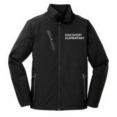 Discovery Elementary 07 Soft Shell Jacket