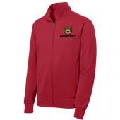 Brookings Basketball Association 2016 07 Mens and Ladies Sport Tek Full Zip Jacket