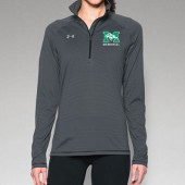 Memorial Middle School 07 Under Armour Ladies Stripe Tech ¼ Zip