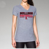 Le Mars Football 2017 08 UA Women's Stadium Tee