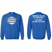 West Central Football and Volleyball 08 WC Volleyball Gildan Crewneck Sweatshirt