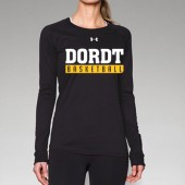 Dordt Men's Basketball Fan Gear 2017 08 UA Long Sleeve Locker tee