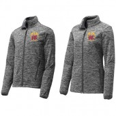 RHS Football Fall 2017 08 NEW Sport-Tek® PosiCharge® Electric Heather Soft Shell Jacket