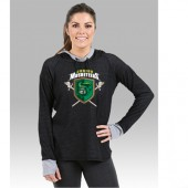 Junior Musketeers 2017 Apparel 08 Boxercraft Women's Cool Down Hoodie