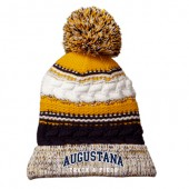 Augustana Cross Country and Track & Field 2017 08 Sport Tek Pom Pom Beanie