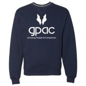GPAC Winter 2017 08 Russell Athletic Dri Power Crewneck Sweatshirt