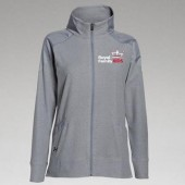 Royal Family Kids of NW IA 08 Ladies UA Performance Fleece Full Zip