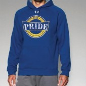 SDSU The PRIDE 2016 08 Under Armour Fleece Hoody
