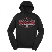 Brookings Swim Club Fall 2016 08 Adult and Youth Sport Tek Hooded Sweatshirt