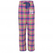 Miller Swim Club 08 Adult and Youth Boxercraft Team Pride Flannel Pant