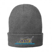 SDSU AST ABE 08 Port and Co Fleece Lined Knit Cap
