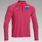 West Sioux Basketball 2016 08 Under Armour Stripe Tech ¼ Zip