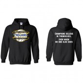 West Central Football and Volleyball 09 WC Volleyball Gildan Hoody Sweatshirt