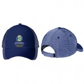 SDSU Dairy & Food Science Fall 2017 09 Port Authority Two Color mesh back cap