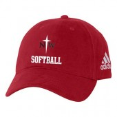 Northwestern Softball 2016 Player Gear 09 Adidas Core Performance Cap