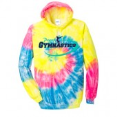 Power and Grace Gymnastics 09 Tie Dye Hoody