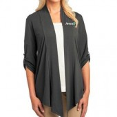Avera Parkston 09 Ladies Port Authority Open Front Cardigan
