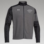 SD North Stars Basketball 09 Under Armour Mens and Ladies Performance Fleece Full Zip Jacket