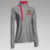 BHS Boys Basketball 2016 09 Ladies Under Armour Hotshot ½ Zip ) (this style runs big)