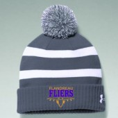 Flandreau Football 2016 12 Under Armour Pom Pom Beanie
