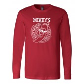 Mikey's Chili Fest 2017 02 Bella Canvas Long Sleeve t-shirt- ADULT & YOUTH