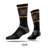 Harrisburg Basketball 2016 06 Strideline Custom Sock-Crew sock