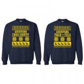 Augustana Cross Country and Track & Field 2017 07 Gildan Crew Sweatshirt